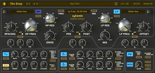 Cytomic The Drop v1.0.16 Incl Patched and Keygen-R2R