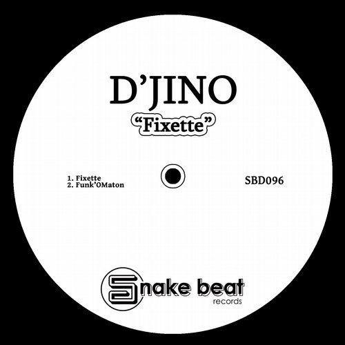 D'jino - Fixette EP [SBD096]