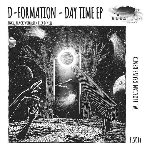 D-Formation, Rick Pier O'Neil – Day Time EP [ELS014]