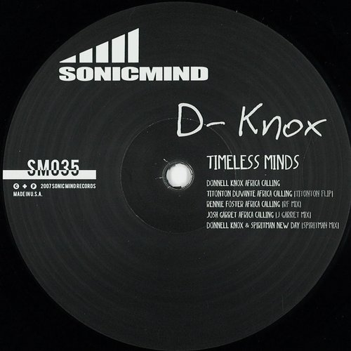 D-Knox – Timeless Minds [SM035]