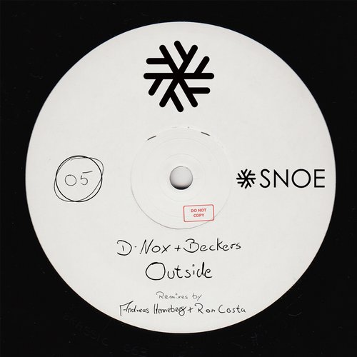 D-Nox, Beckers – Outside [SNOE005]