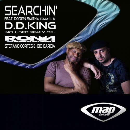 D.D.King - Searchin' (feat. Dorien Smith, Ismael K) [MAP0518]