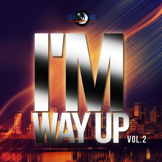 DAY ONE AUDIO I'm Way Up Vol. 2 WAV MiDi