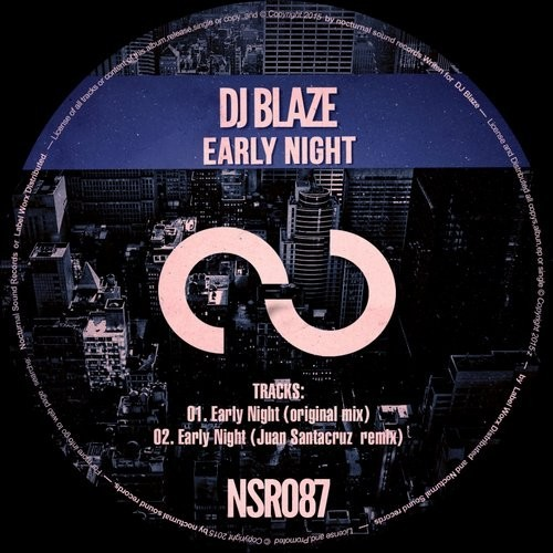 DJ Blaze - Early Night [NSR087]