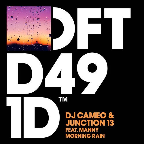 DJ Cameo, Junction 13 – Morning Rain [DFTD491D]