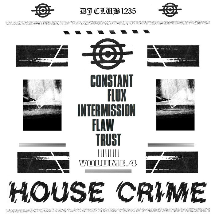DJ Club 1235 - House Crime Vol. 4 [HC004]