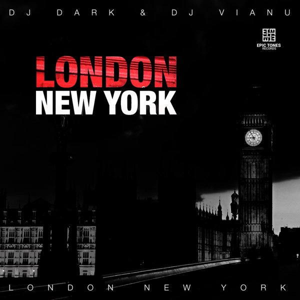 DJ Dark,DJ Vianu - London, New York [DVLN1]