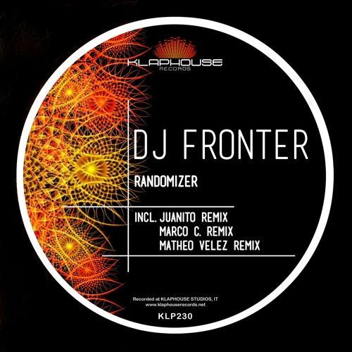 DJ Fronter - Randomizer [KLP230]