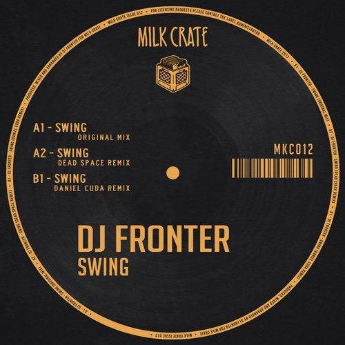 DJ Fronter – Swing [MKC012]