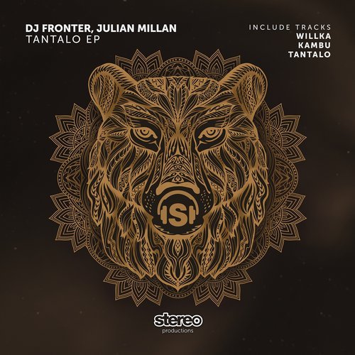 DJ Fronter, Julian Millan – Tantalo [SP256]