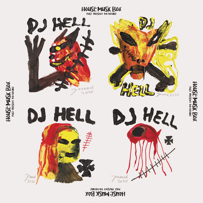 DJ Hell - I Want U (remixes) [10120391]