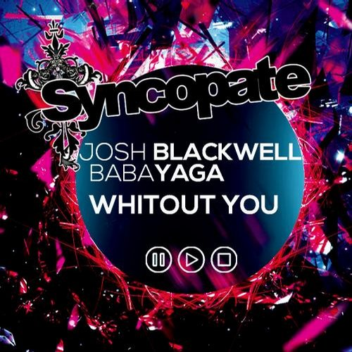 DJ Josh Blackwell, Miss Babayaga DJ - Without You [811868 774053]
