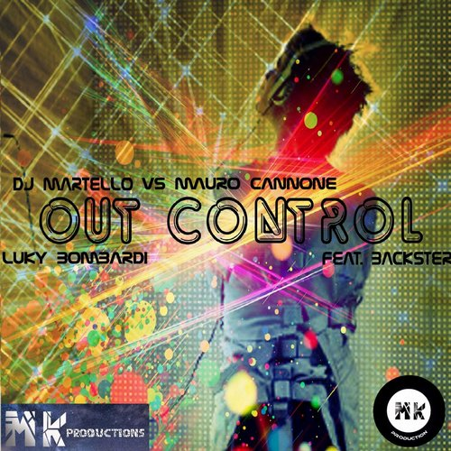 DJ Martello, Mauro Cannone, Luky Bombardi - Out Control (feat. Backster) - Single [MKP002]