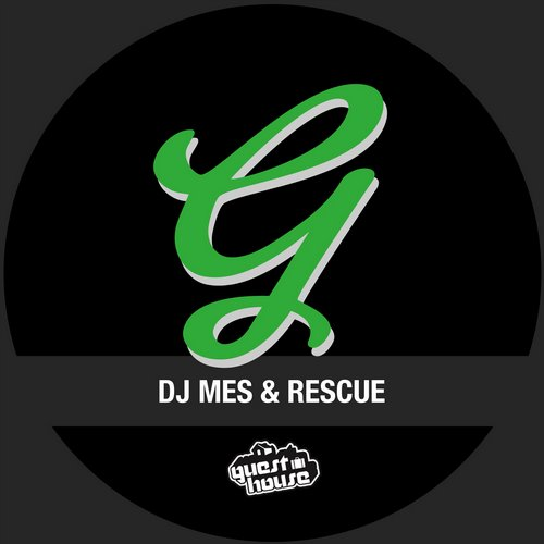 DJ Mes, Rescue - One People [GMD326]