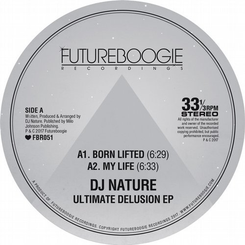 DJ Nature - Ultimate Delusion EP [FBR051]