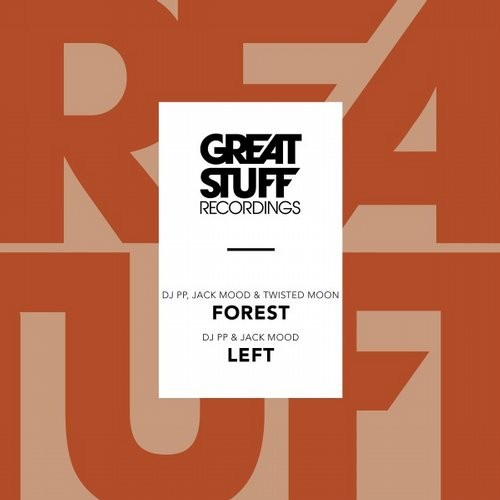 DJ PP, Jack Mood, TWISTED MOON – Forest [GSR276]