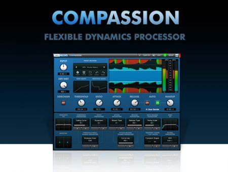 DMG Audio Compassion v1.14 Ked OSX-Kleen