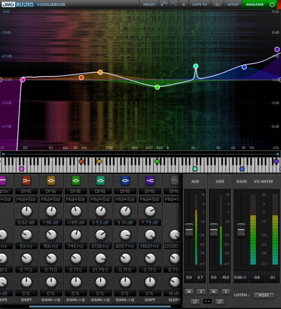 DMG Audio EQuilibrium v1.5.1 Incl.Patch and Keygen