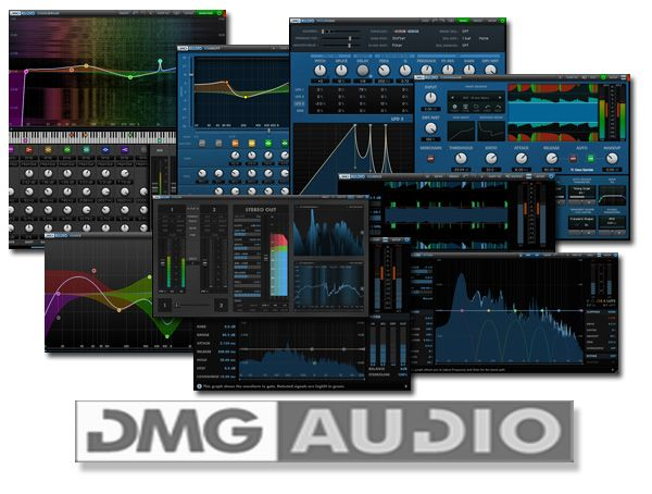 DMG Audio Plugins Bundle 24 Feb 2016 WiN/OSX-R2R