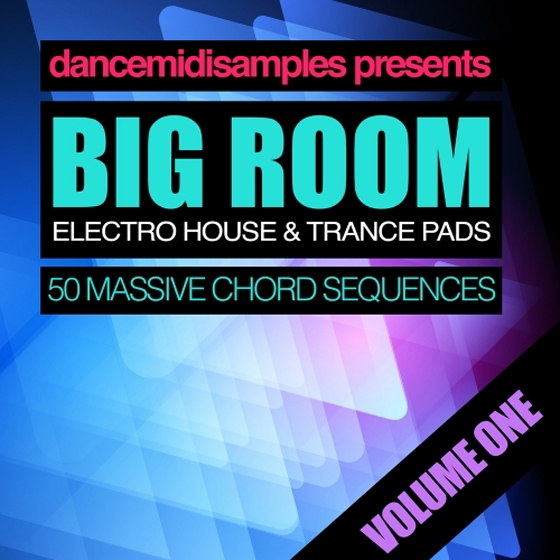 DMS Big Room Electro House and Trance Pads Vol.1 MiDi