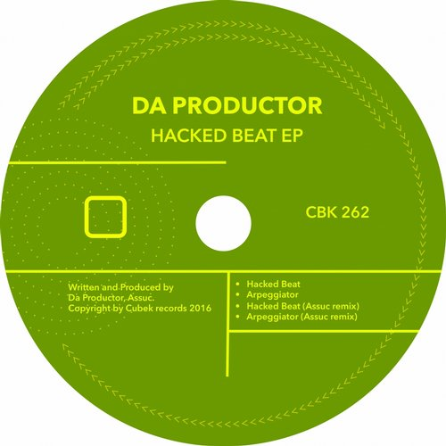 Da Productor - Hacked Beat [CBK262]