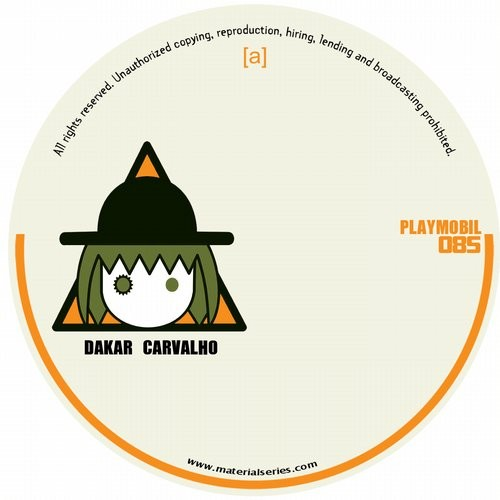 Dakar Carvalho – Going Back [PLAYMOBIL085]