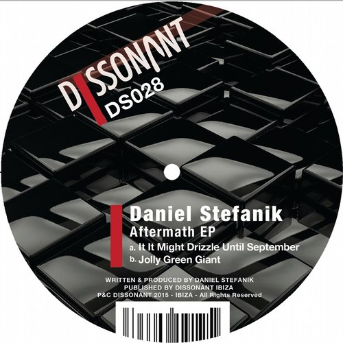 Daniel Stefanik – Aftermath EP [DS028]