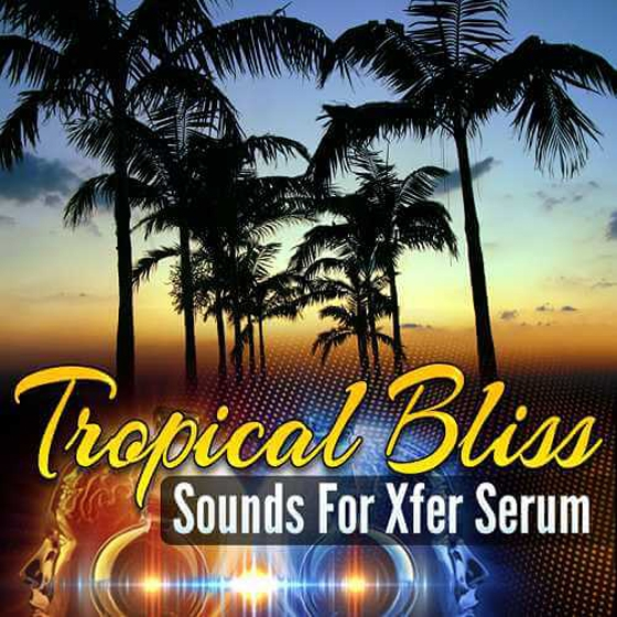 Daniel Strongin Tropical Bliss For XFER RECORDS SERUM