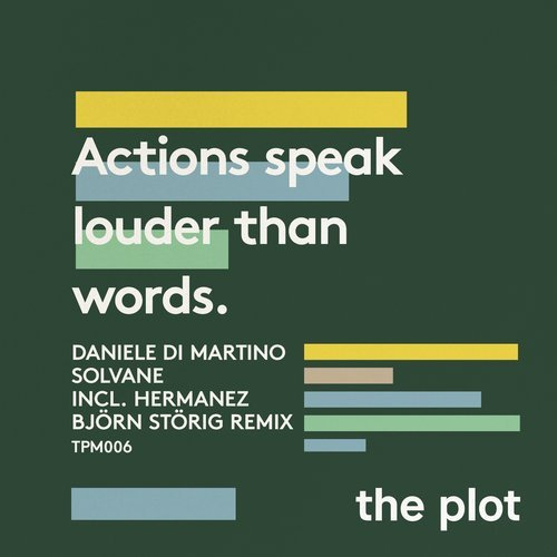 Daniele Di Martino, Solvane - Actions Speak Louder Than Words [TPM006]
