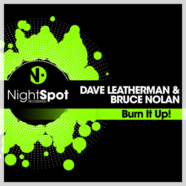 Dave Leatherman, HP Vince - Everybody Get Up [TDR038]