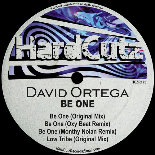 David Ortega – Be One [HCZR175]