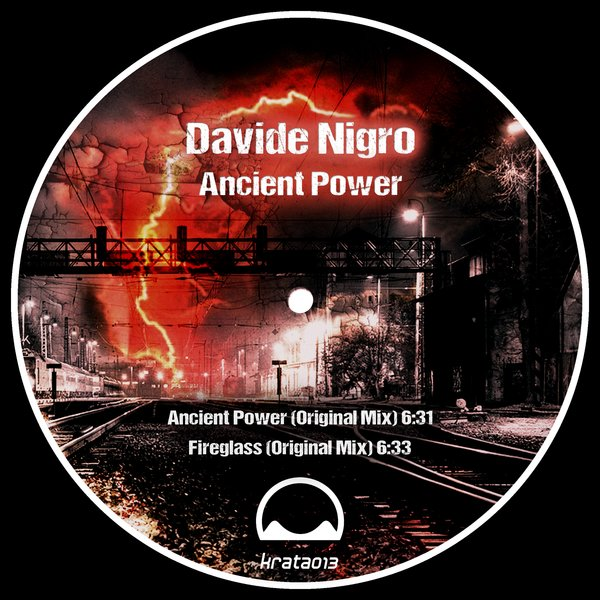 Davide Nigro - Ancient Power [KRATA013]