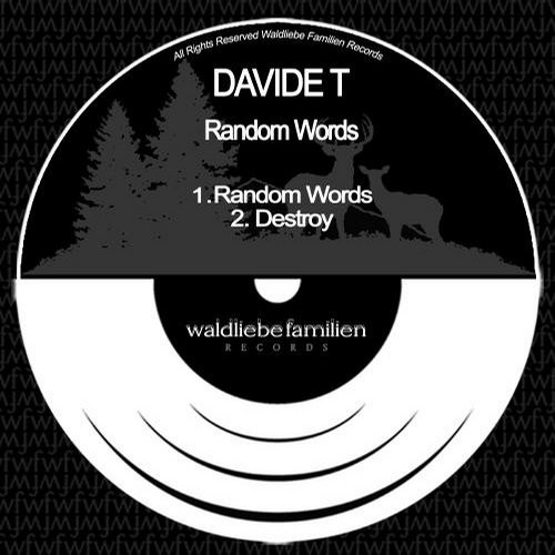 Davide T - Random Words [W134]