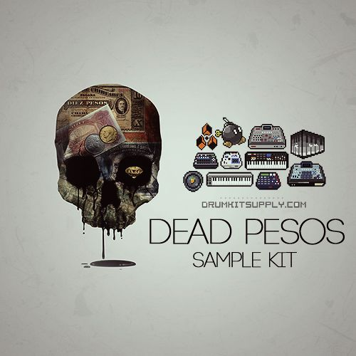 Dead Pesos Sample Kit