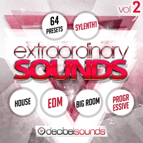 Decibel Sounds Extraordinary Sounds Vol 2