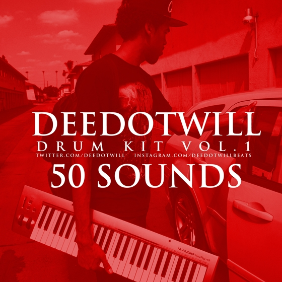Deedotwill Drum Kit Vol.1 (Official) WAV