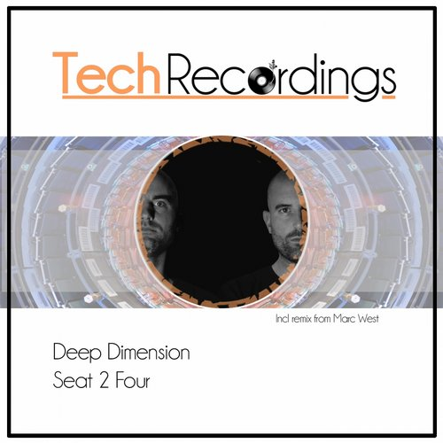 Deep Dimension – Seat 2 Four [TER037]