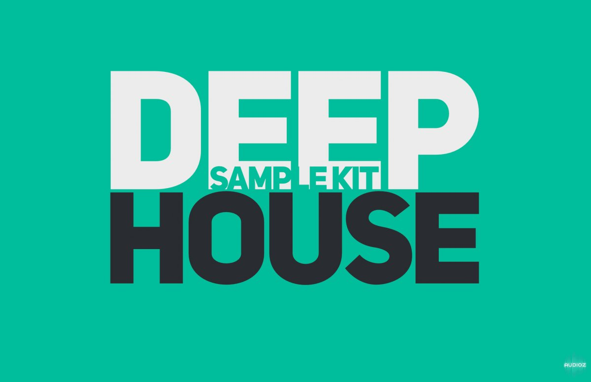 Deep House Drum Kit