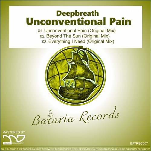 DeepBreath - Unconventional Pain [BATREC007]