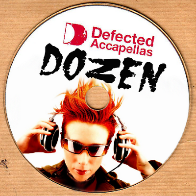 Defected Accapellas DOZEN [Vol.1-Vol.11]