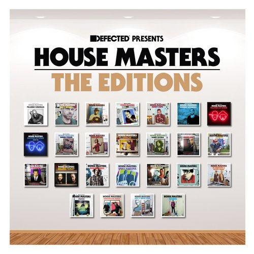 VA - Defected Presents House Masters – The Editions [HOMASE01D]
