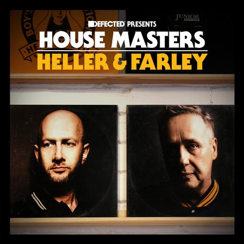 VA - Defected presents House Masters – Heller & Farley [HOMAS25D4]