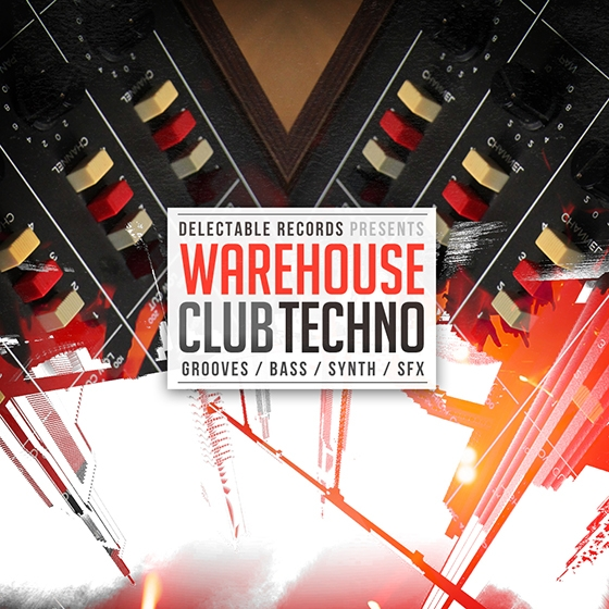Delectable Records Warehouse Club Techno WAV