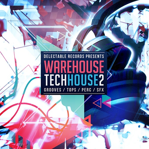 Delectable Records Warehouse Tech House 2 WAV