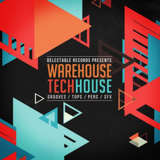 Delectable Records Warehouse Tech House WAV-AUDIOSTRiKE