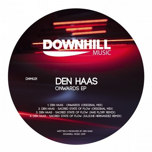 Den Haas - Sacred State Of Flow EP [DHM021]