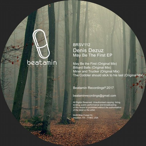 Denis Dezuz - May Be The First [BRSV112]