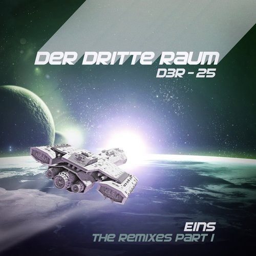 Der Dritte Raum - D3R-25 EINS (the Remixes Part 1) [HHMA0578]