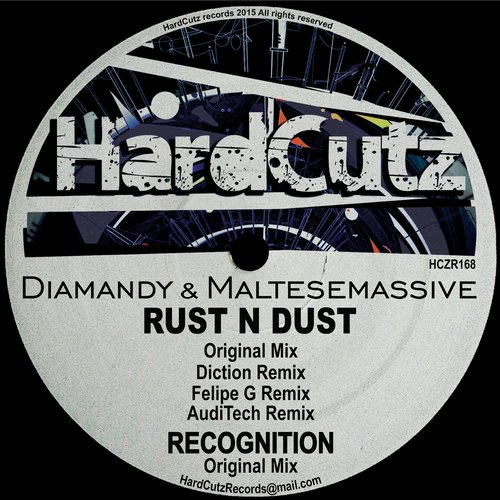 Diamandy, Maltesemassive - Rust N Dust [HCZR168]