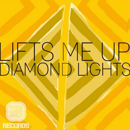 Diamond Lights - Lifts Me Up EP [YYR097B]